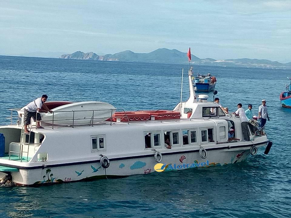 Cù Lao Xanh - đảo
