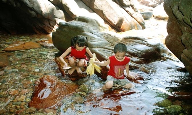 Du lịch bụi đảo Hòn Sẹo Quy Nhơn