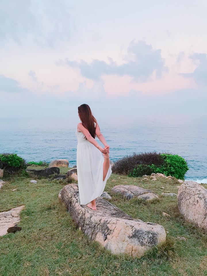 Review Cù Lao Xanh có tâm của cô gái đến từ Hà Nội