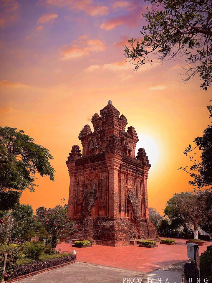 Review du lịch Quy Nhơn - Phú Yên 4 ngày 3 đêm dành cho 4 người