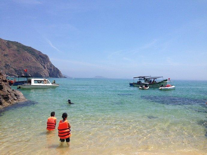 Tour Du Lịch Kỳ Co Eo Gió - Thiên đường biển đảo